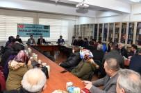ANADOLU İMAM HATİP LİSESİ - Gümüşhane'de Mahalle Toplantıları Devam Ediyor