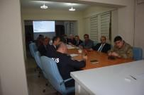 EMNİYET AMİRİ - Güroymak'ta 'Bağımlılıkla Mücadele Değerlendirme Toplantısı' Yapıldı