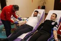 KAĞITHANE BELEDİYESİ - Kağıthane Belediyesinden Kan Bağış Kampanyası