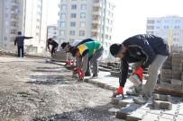 ATAKENT - Karaköprü'ye Yeni Yollar Kazandırılıyor
