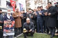 SEZAI KARAKOÇ - Şehit Emniyet Müdürü Ali Gaffar Okkan Ve Silah Arkadaşları Unutulmadı