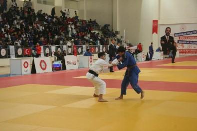 Spor Toto 2020 Ümitler Türkiye Judo Şampiyonası, Kilis'te Başladı
