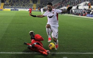 Süper Lig Açıklaması Gençlerbirliği Açıklaması 0 - Gaziantep FK Açıklaması 0 (İlk Yarı)