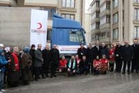 İNSANLIK DRAMI - Türkiye İdliblilerin Yaralarını Sarıyor