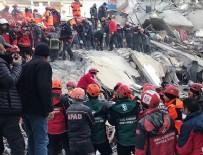 GEZIN - 14 saat sonra enkaz altından kurtarıldı
