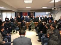 BAĞBAŞı - AK Parti'de Temayül Yoklaması Yapıldı