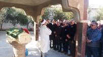 GÖKHAN GÖRGÜLÜARSLAN - ATO'nun Eski Başkanı Ziya Şensal Son Yolculuğuna Uğurlandı