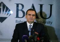 BAHÇEŞEHIR ÜNIVERSITESI - Bahçeşehir Üniversitesi'nden Milli Sporculara Kutlama