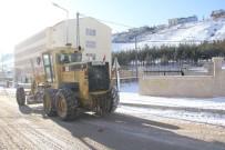 SIBIRYA - Bayburt Belediyesinden Karla Mücadele Çalışması