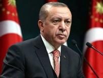 Cumhurbaşkanı Erdoğan'dan Elazığ açıklaması!