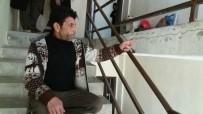 YEŞILTEPE - Depremin Ardından Dicle'deki Bazı Binalarda Çatlaklar Oluştu