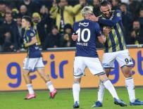 HARUN TEKİN - Fenerbahçe zorlu virajı 3 puanla geçti