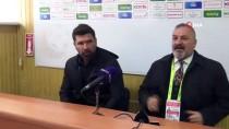 GIRESUNSPOR - Giresunspor - Ümraniyespor Maçının Ardından