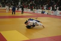 BEŞEVLER - Judo Türkiye İşitme Engelliler Şampiyonası, Kilis'te Başladı