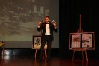 ATATÜRKÇÜ DÜŞÜNCE DERNEĞI - Kartal'da Atatürk'ün Hayatı, 'Vasiyet' Adlı Tek Kişilik Gösteriyle Anlatıldı
