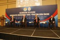 MERKEZİ YÖNETİM - Mezitli'de Yerel Yönetimler Ve Demokratik Dönüşüm Masaya Yatırıldı