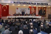 ALINUR AKTAŞ - Mustafakemalpaşa'ya Başkan Aktaş Sözü