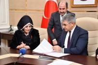 MEHMET CEYLAN - Safranbolu Huzurevi Protokolü İmzalandı