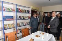 UĞUR MUMCU - Tarsus Belediyesi, Uğur Mumcu Anısına Okuma Salonu Açtı