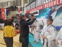BEŞEVLER - Ümitler Türkiye Judo Şampiyonası'nda Dereceye Girenler Belli Oldu