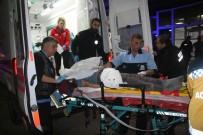 AZEZ - Azez'de Patlama Açıklaması 7 Ölü, 15 Yaralı