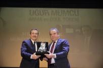 ANAVATAN PARTISI - Başkan Böcek'e Yılın Siyaset Ödülü