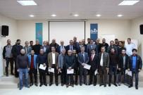 ADNAN DEMIR - DAP İdaresi'nden Paydaşlara 'Tarımsal Sulama Eğitimi' Verildi