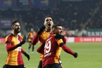 YOUNES BELHANDA - Galatasaray Ligde Seriye Bağladı