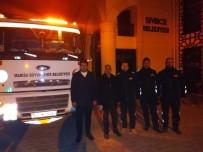 GÜNDOĞAN - Manisa Büyükşehir Belediyesinin Yardım Tırı Sivrice'ye Ulaştı
