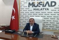 AFAD - MÜSİAD Başkanı Poyraz'dan Deprem Açıklaması