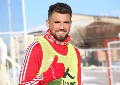 Sivasspor'un Yeni Transferi Claudemir'den İddialı Açıklama Açıklaması 'Şampiyonluk Mümkün'