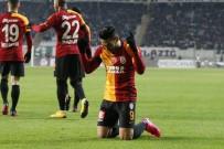AHMET ÇALıK - Süper Lig Açıklaması Konyaspor Açıklaması 0 - Galatasaray Açıklaması 2 (İlk Yarı)