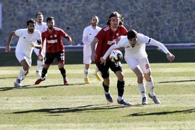 TFF 2. Lig Açıklaması Gümüşhanespor Açıklaması 1 - Çorum FK Açıklaması 4