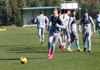 ALI YıLMAZ - Trabzonspor, Fenerbahçe Maçı Hazırlıklarına Başladı
