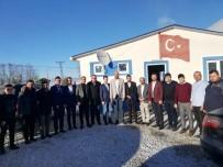 FUTBOL SAHASI - AK Parti İl Gençlik Kolları Danışma Meclis Toplantısı Aslanapa'da Yapıldı