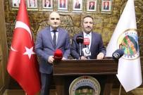 TUZ GÖLÜ - Aksaray Valisinden Korona Virüsü Açıklaması