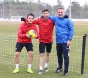 İTTIFAK HOLDING - Antalyaspor'da İH Konyaspor Hazırlıkları