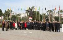 ATATÜRKÇÜ DÜŞÜNCE DERNEĞI - Atatürk'ün Erdemli'ye Gelişinin 95. Yıl Dönümü Kutlandı