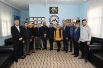 KÜLTÜR BAKANı - Başkan Bozdoğan Açıklaması 'Tarsus'un Değerlerine Sahip Çıkacağız'