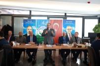 NAİM SÜLEYMANOĞLU - Başkan Yalçın, Talas'taki Okul Müdürleriyle Bir Araya Geldi