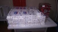 ELEKTRONİK SİGARA - 'Bavulda Domates Var' Dedi, Elektronik Sigara Çıktı