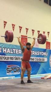Denizlili Halterci 3 Ayrı Kategoride Gençler Türkiye Rekoru Kırdı