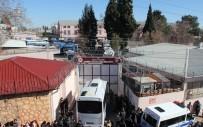 BAŞSAVCıLıĞı - Depremde Hasar Gören Cezaevi Tamamen Boşaltıldı