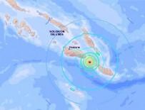 ATEŞ ÇEMBERİ - Dev fay hattında 6.3 büyüklüğünde deprem