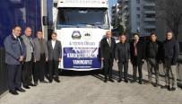MEHMET KAYA - DTSO Ve DTB'den Elazığ'a Yardım Seferberliği