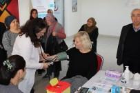 KAN ŞEKERİ - Edirne'de Mahalle Sakinlerine Sağlık Taramaları Yapılıyor