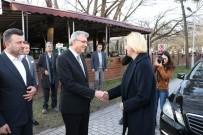 TARIH BILINCI - Gagauzya Özerk Cumhurbaşkanı Vlah Açıklaması 'Yaşanan Deprem Sonrasında Yaslıyız'