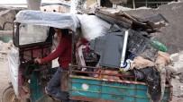 AZEZ - Halep Halkı, Türkiye Sınırına Sığınıyor