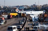 YOLCU UÇAĞI - İran'da Yolcu Uçağı Pistten Çıktı