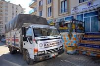MUSTAFA YAMAN - Mardin Valiliği İle Büyükşehir Belediyesi'nden Elazığ'a Yardım Seferberliği